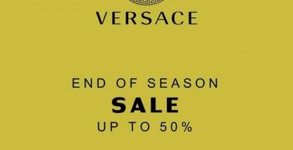 VERSACE End of Season Sale