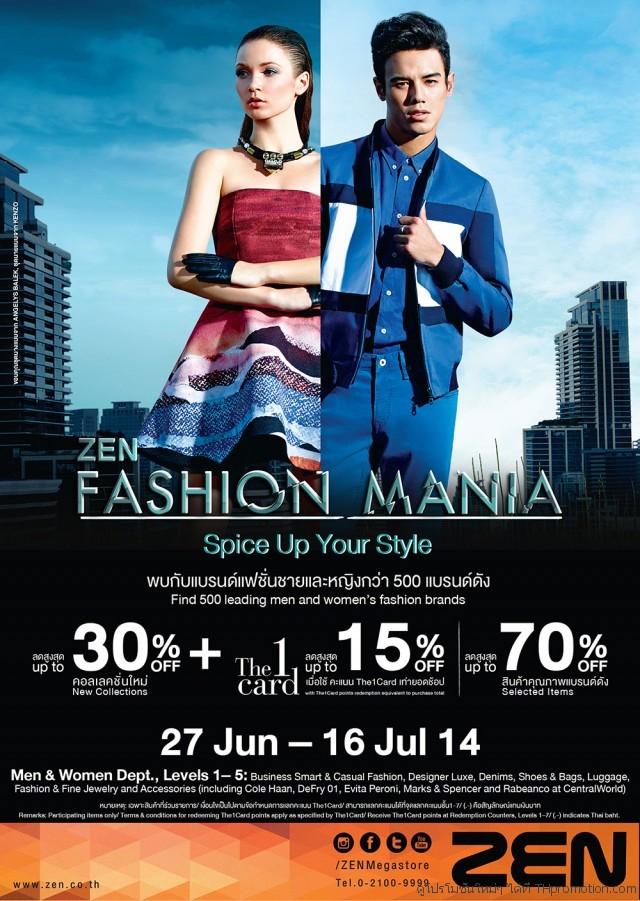 ZEN Fashion Mania