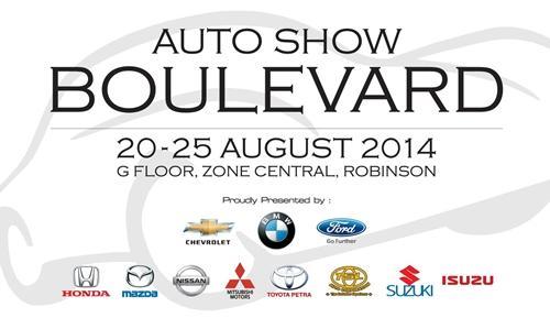 Auto Show Boulevard 2014