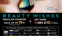 """Beauty Hall Beauty Wishes """"DARE to SPARK"""""""