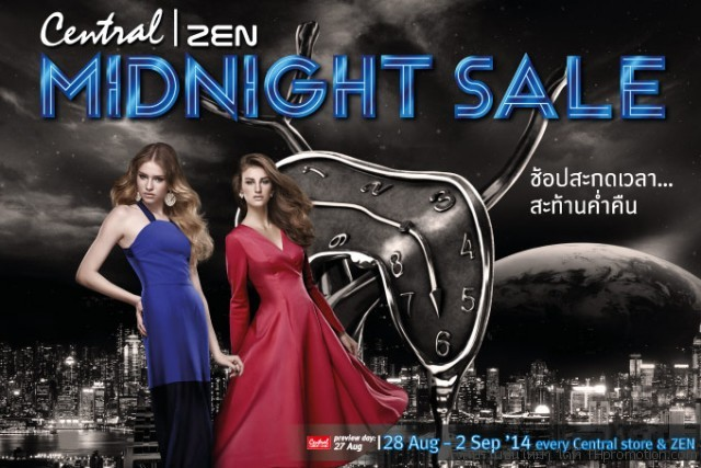 Central Zen Midnight Sale