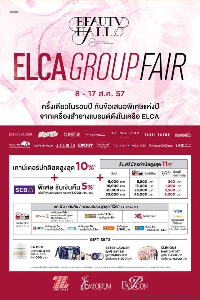 Elca Group Fair
