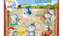McDonald's Happy Meal Doraemon 1