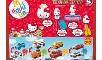 McDonald's Happy Meal Hello Kitty Kitchen & VooV