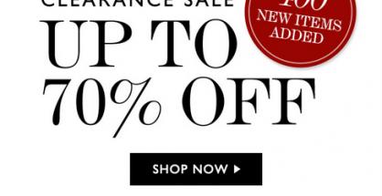 Reebonz Clearance Sale 1