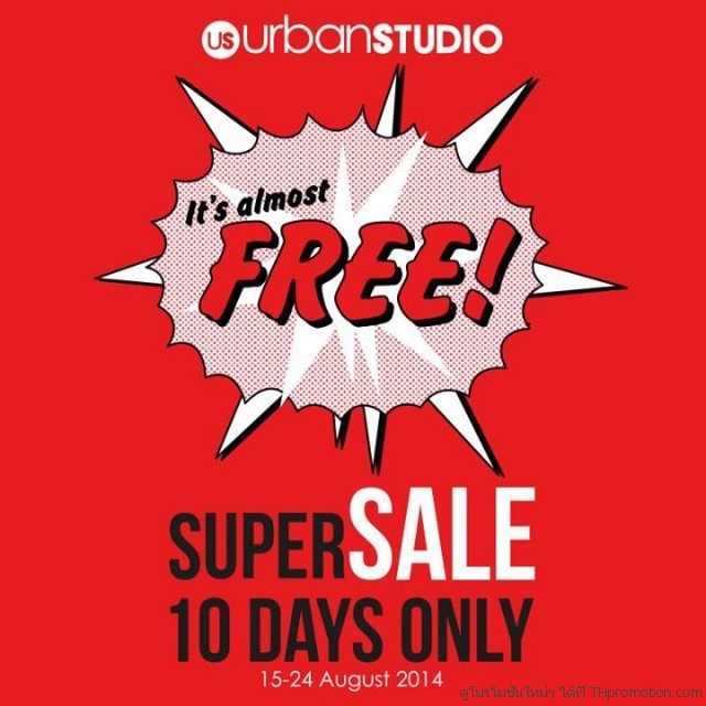 Urban Studio Super SALE
