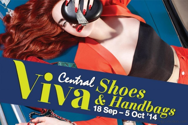 Central Viva Shoes & Handbags