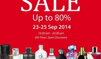 Fragrance & Cosmetic Sale