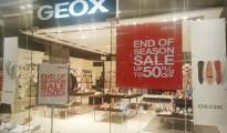 GEOX END OF SEASON SALE 1