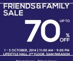 PACIFICA ELEMENTS Friends & Family Sale
