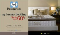 Sealy Luxury Bedding Sale