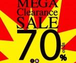 St.James & TREND Mega Clearance Sale