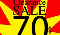 St.James & TREND Mega Clearance Sale