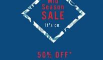 ALDO Mid Season Sale
