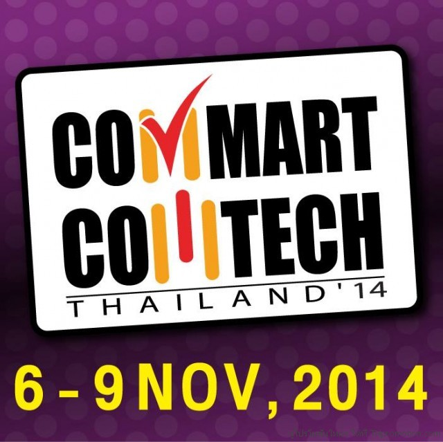 "Commart Comtech 2014 ""NEW LOOK"""
