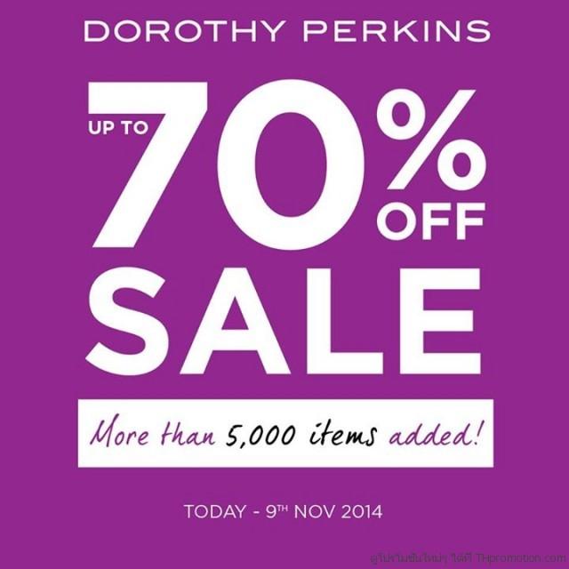 DOROTHY PERKINS Mid-Season SALE