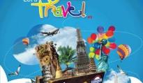 "Fashion Island ""Let's Travel"