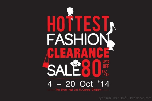 Hottest Fashion Clearance Sale