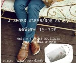 J Shoes Clearance Sales