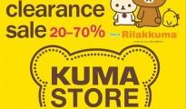 KUMA STORE Clearance Sale