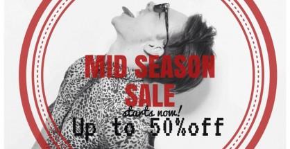 Urban Studio Mid Season Sale
