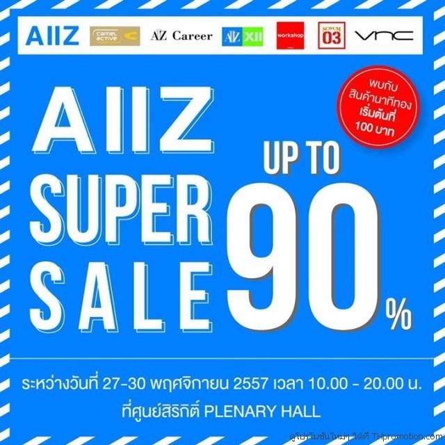 AIIZ Super sale