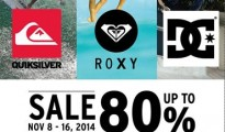 Amarin Brand Sale Quiksilver Roxy DC