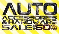 Central Auto Accessories & Hardware Sale