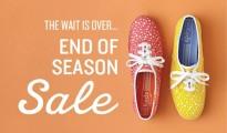 Keds End of Season Sale