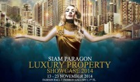 Siam Paragon Luxury Property Showcase 2014
