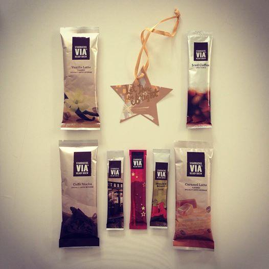 Starbucks Gift of the Week