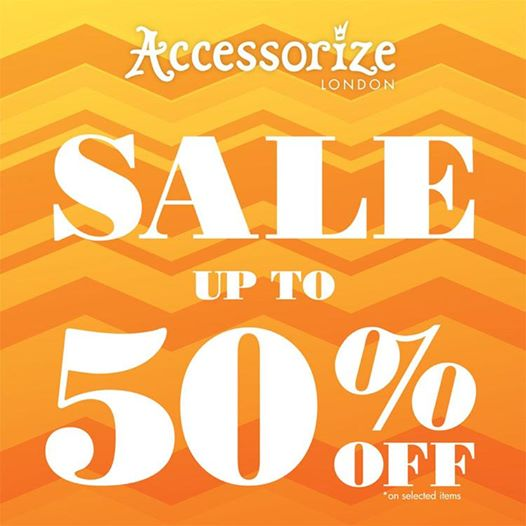 Accessorize End of Season Sale