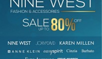 "Amarin Brand Sale ""NineWest Fashion& Accessories Sale"""