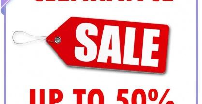 Cute Press Clearance Sale
