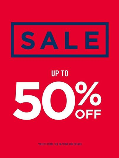 GAP End of Season Sale