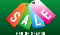ShoeBar End of Season Sale