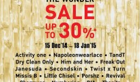 "THE WONDER ROOM ""THE WONDER SALE"""