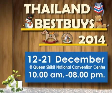 Thailand Bestbuys 2014