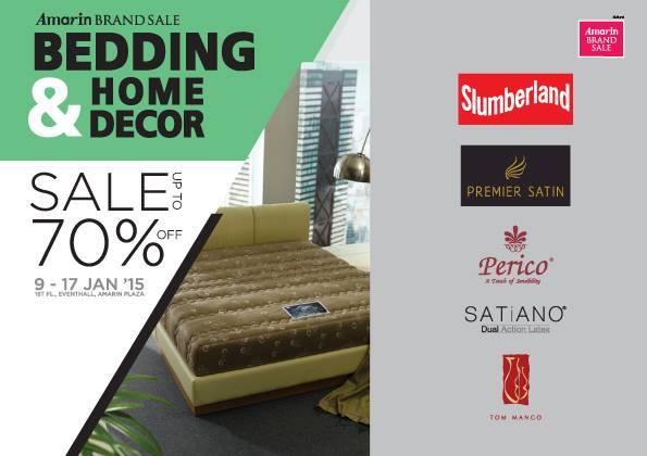 "Amarin Brand Sale ""Bedding & Home Decor"""