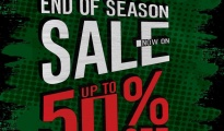 FOOTWORK END OF SEASON SALE