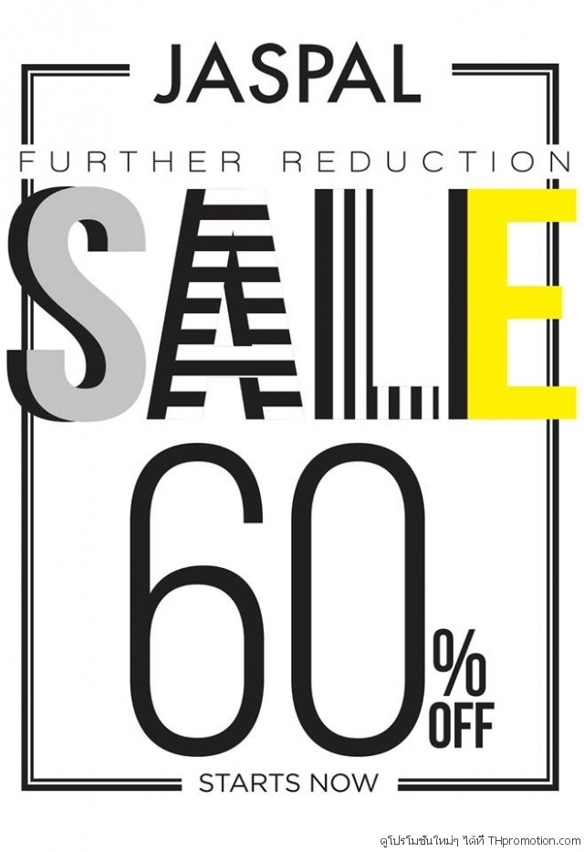 JASPAL FURTHER REDUCTION Sale