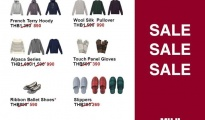 MUJI End of Season Sale