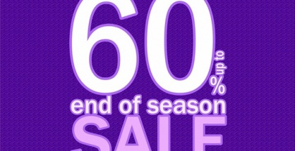 ST.James & TREND End of season SALE