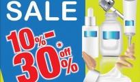 Watsons Derma Skincare Sale 1