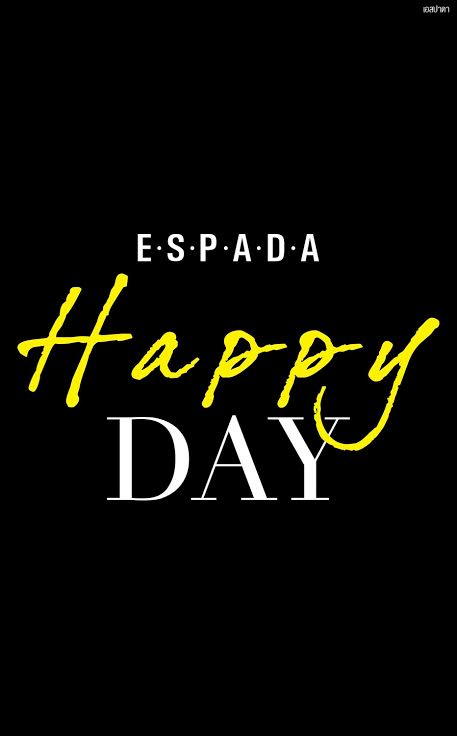 "E.S.P.A.D.A ""Happy Day"""