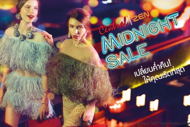 Central_ZEN Midnight Sale