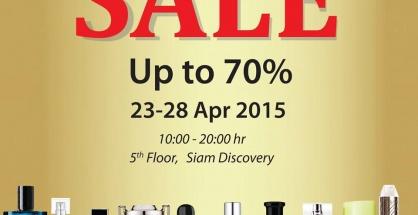Fragrance & Cosmetics Sale
