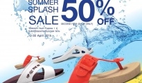 Hush puppies 'Summer Splash'