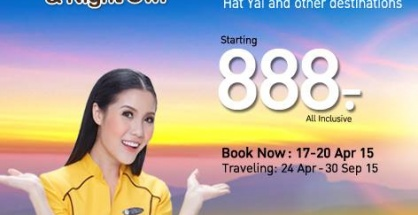 "NOK AIR ""Early Bird and Night Owl"""