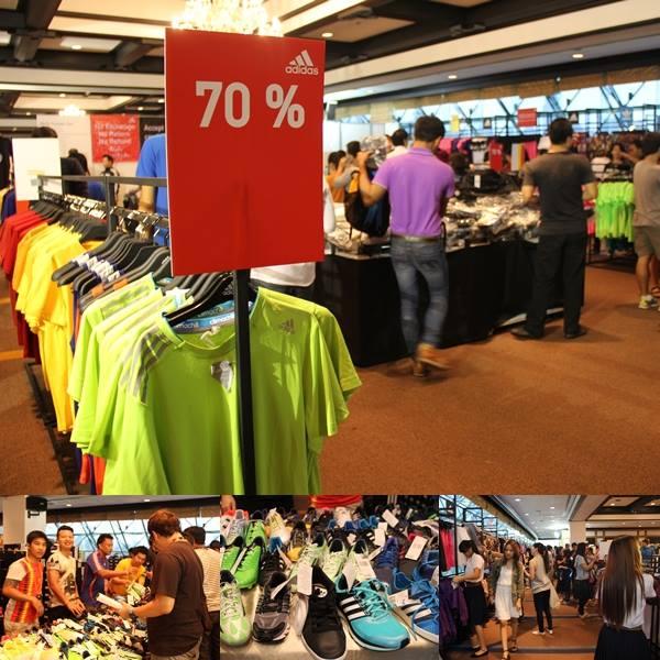 Adidas Grand Sale